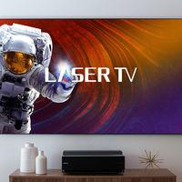 Hisense Láser TV: la combinación entre Smart TV y proyector que llega para los gourmets del cine en casa