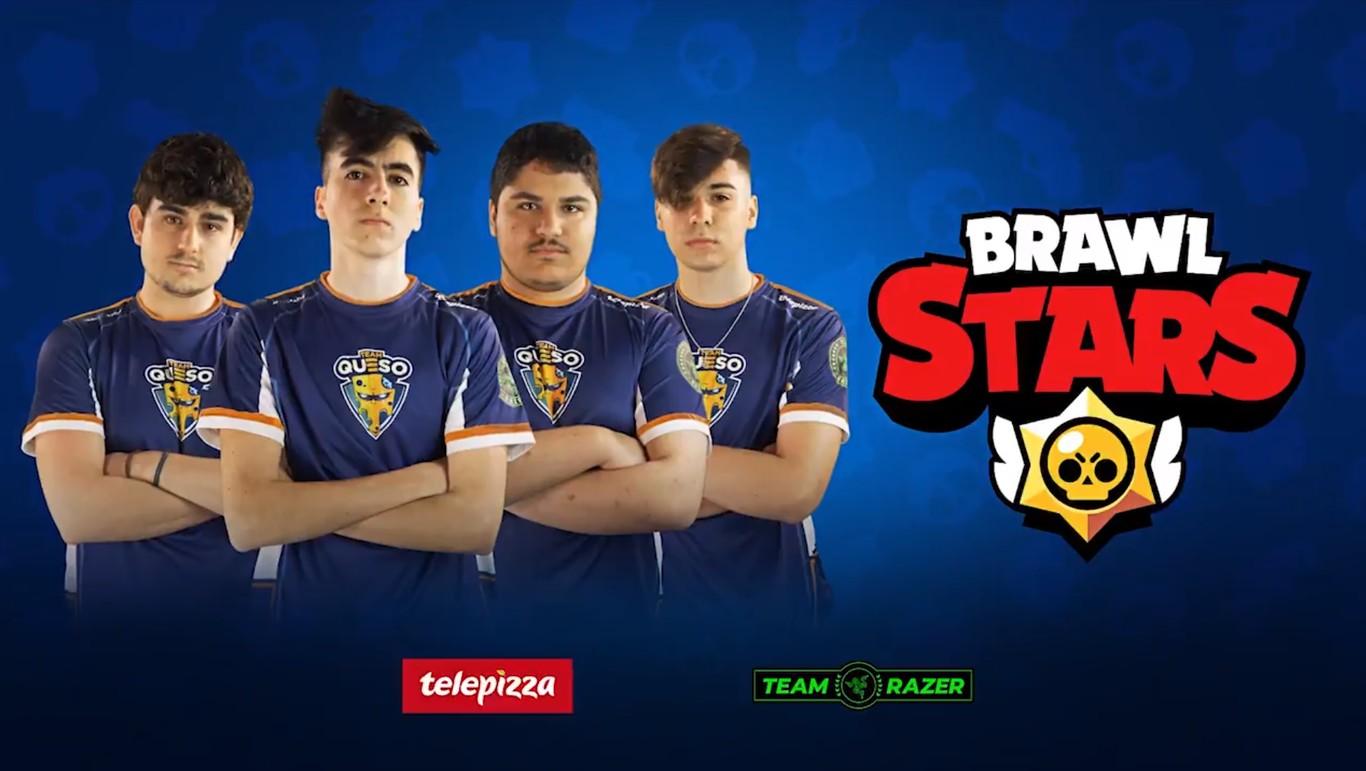 Team Queso anuncia su equipo de Brawl Stars para intentará conquistar la ESL Masters