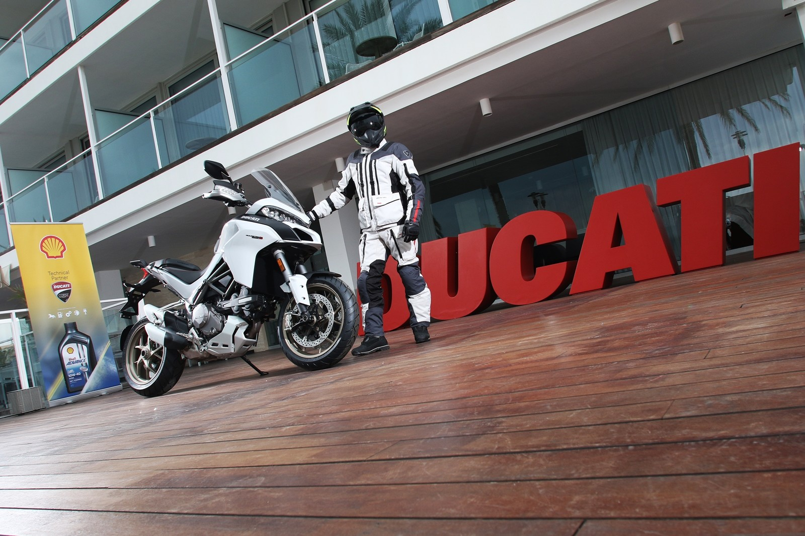Foto de Ducati Multistrada 1260 2018 prueba (20/21)