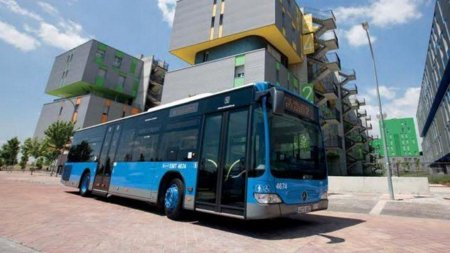 La EMT se apunta al pago con NFC en sus autobuses