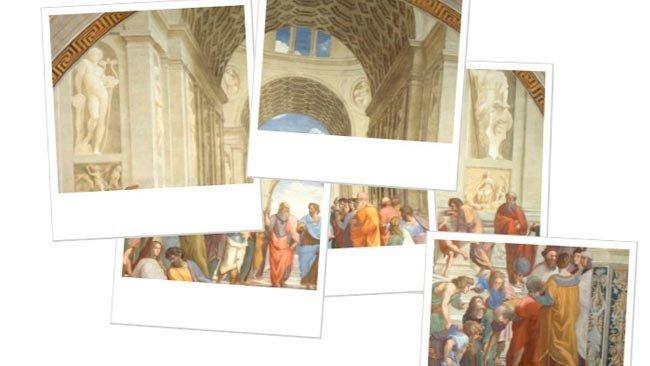 Hockneyizer, divide una foto en varias con efecto polaroid