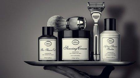 el arte del afeitado