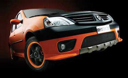 Mahindra Logan Custom: porque lo barato no tiene que ser aburrido