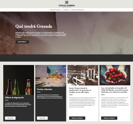 La gastronomía más artesanal en Parar más. Sentir más, la nueva publicación de Cervezas Alhambra