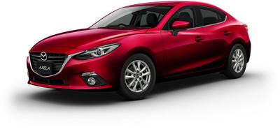 Mazda en el Salón de Tokio: Axela SKYACTIV-Hybrid y Axela SKYACTIV-CNG Concept