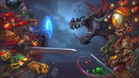 THQ Nordic confirma la fecha de lanzamiento de Battle Chasers: Nightwar para el 3 de octubre
