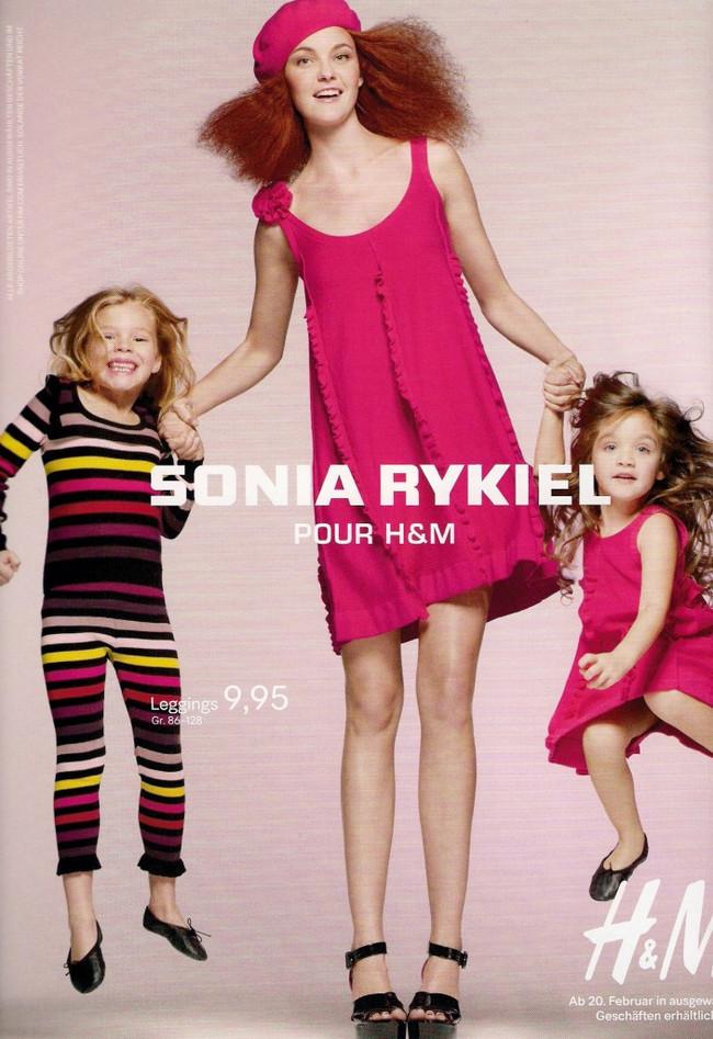 Foto de Colección exclusiva de Sonia Rykiel para H&M, Primavera-Verano 2010 (1/8)