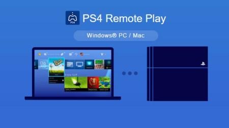 Ya podemos descargar el Remote Play para usar el PS4 en nuestra PC o Mac