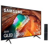 Más barata todavía: la smart TV con panel QLED Samsung QE55Q60R por 569,99 euros con el cupón PEBAYDAYS es un auténtico chollo esta semana en eBay