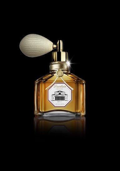 """Guerlain crea el perfume """"Le Bolshoi 1828 -2011 Edición Limitada"""" en honor a la reapertura del Teatro"""