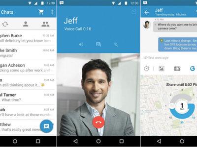 BBM con Material Design, ya disponible en Google Play