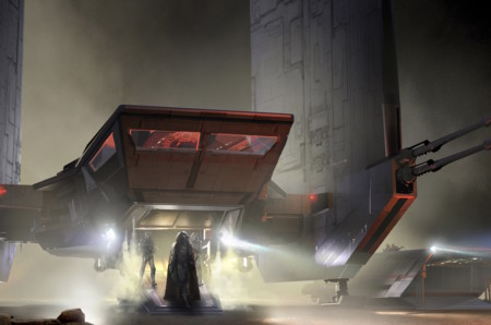 Star Wars E Vii Bocetos 5
