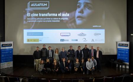 Aulafilm Presentacion Academia 1