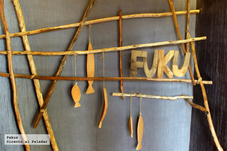 Restaurante Fuku. Nuevo estilo japonés en Madrid