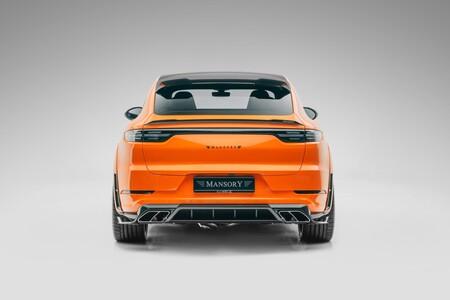 Porsche Cayenne By Mansory 2