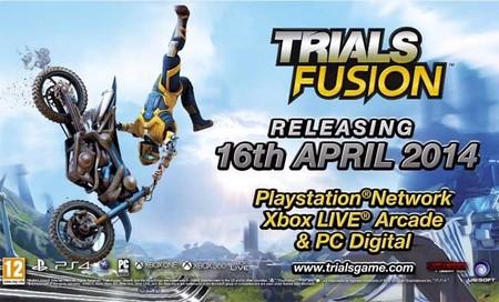 Grandes noticias para los usuarios de PS4. Fecha de lanzamiento, plataformas y tráiler de Trials Fusion