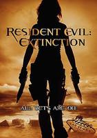 Teaser póster de 'Resident Evil: Extinction'
