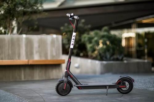 Bird, un nuevo servicio de scooters eléctricos compartidos llega a Ciudad de México
