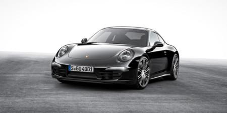 Porsche Boxster y 911 Black Edition, tan oscuros como sus intenciones