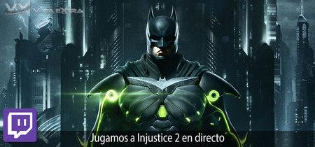 Jugamos en directo a Injustice 2 a las 18h (las 11h en Ciudad de México) [Finalizado]