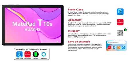 Huawei Matepad T 10s 2