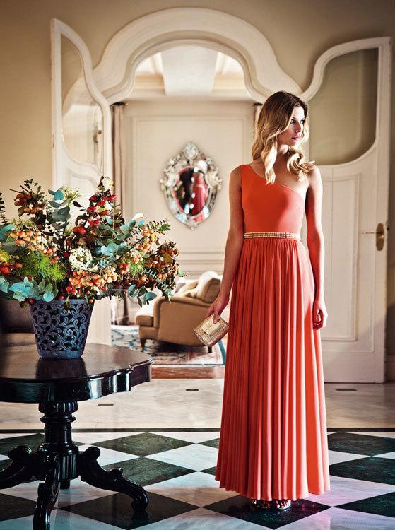 Foto de Vestidos para una boda de tarde: mi elección es un vestido largo (14/30)