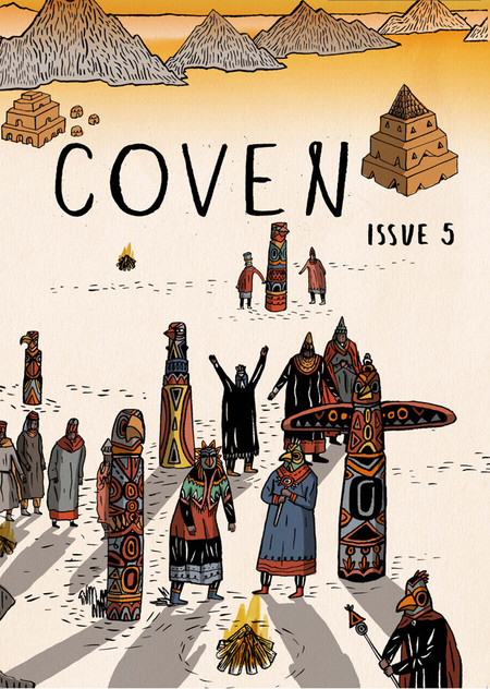 Coven portada cinco