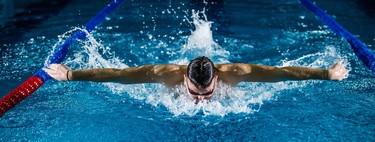 Los ejercicios que puedes hacer en el gimnasio para ser un mejor nadador