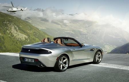 BMW Zagato Roadster Concept 02