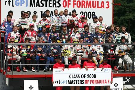 El Masters de Fórmula 3 se podrá ver en directo por internet