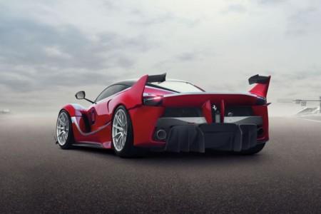 Ferrari Fxx K Nurburgring 3