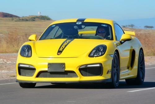 Porsche Cayman GT4, probamos el auto que no se debió haber fabricado