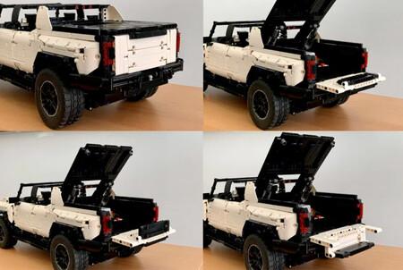 Hummer EV LEGO