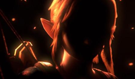 Smash Bros Link
