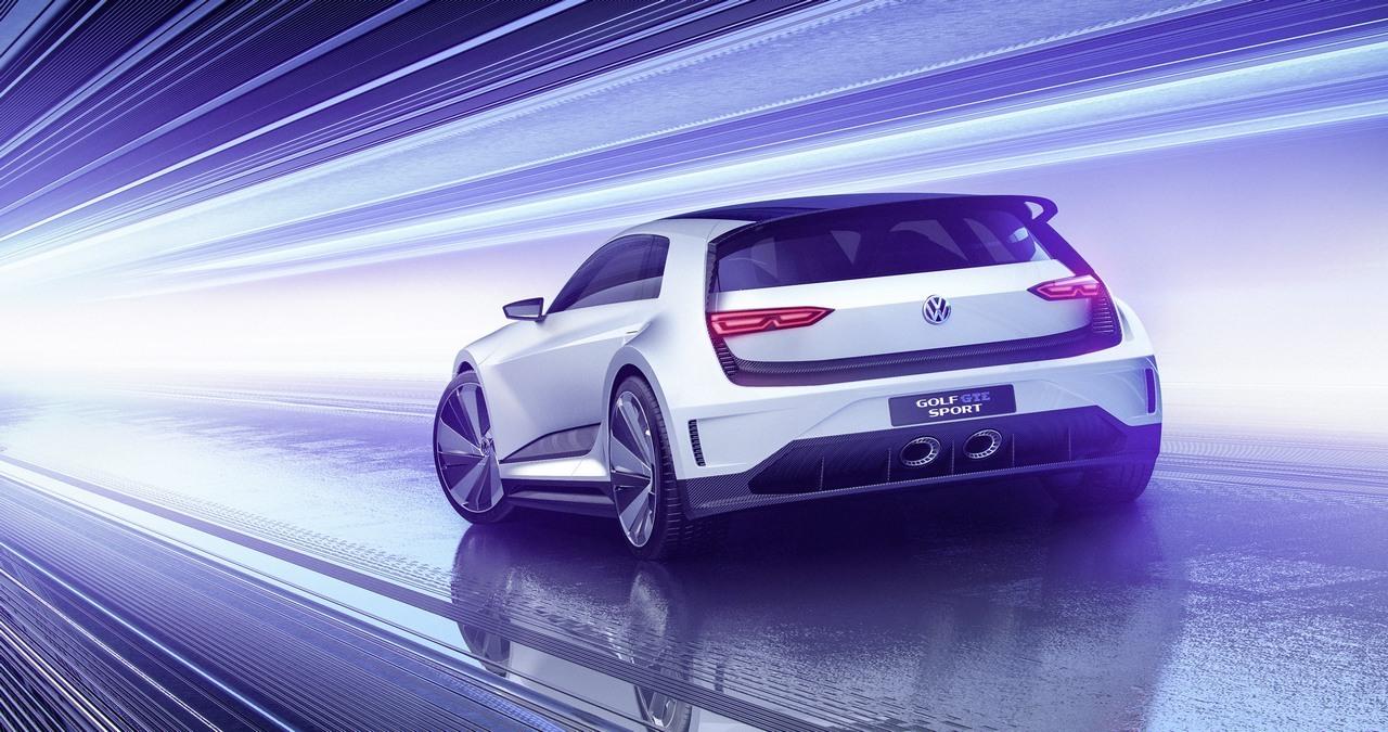 Foto de Volkswagen Golf GTE Sport Concept (29/43)