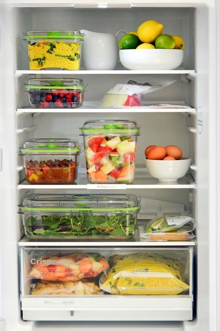 Foodsaver Fridge After