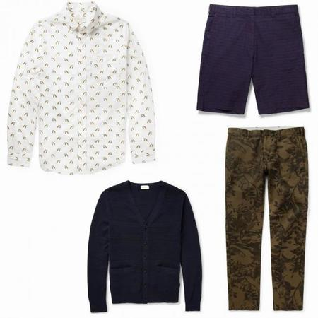Club Monaco Mr Porter Collection