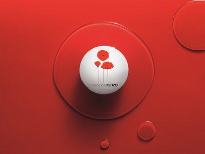 Kenzo se lanza con el diseño 'cushion', lanzando su primer perfume en formato gel