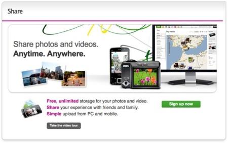 Nokia detiene el desarrollo de Ovi Share