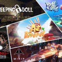 El estudio chino Oasis Games anuncia cinco juegos para PlayStation VR