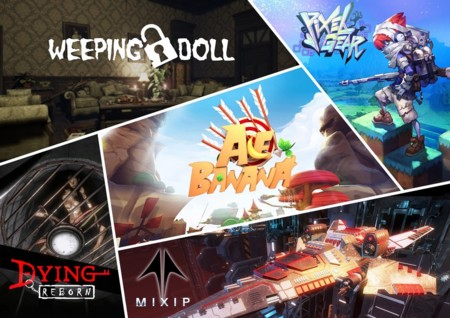 El estudio chino Oasis Games anuncia cinco juegos para PlayStation VR
