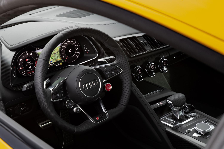 Foto de Audi R8 2019, toma de contacto (54/188)