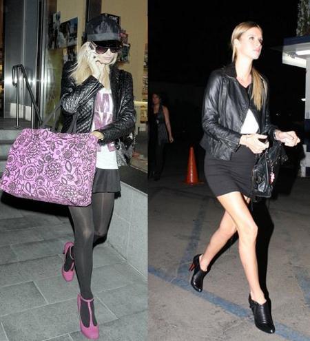 Paris y Nicky Hilton, dos hermanas, dos estilos, ¿quién gana?