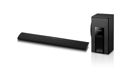 Panasonic SC-HTB18EG-K, una económica barra de sonido aún más económica esta mañana en Mediamarkt, por 99 euros