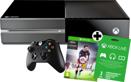 Pack Fifa 16 Xbox Live Gold 3 Meses 200004147 L