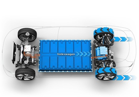 Volkswagen Quiere Desarrollar Una Pick Up Electrica 2