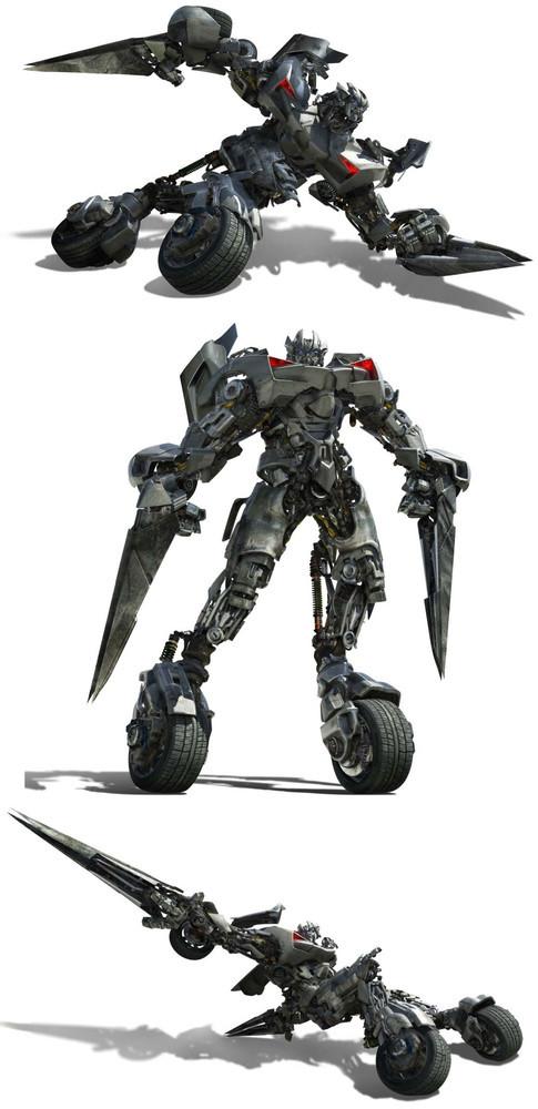 Foto de 'Transformers: Revenge of the Fallen', fotos de los Transformers (8/10)