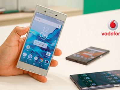 Precios Sony Xperia XZ con Vodafone y comparativa con Yoigo