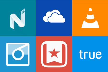 OneDrive, 6tag, Nextgen Reader, VLC y más. Actualizaciones de la semana en Windows Phone