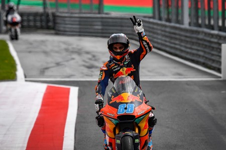 Jorge Martin Red Bull Ring Moto2 2020
